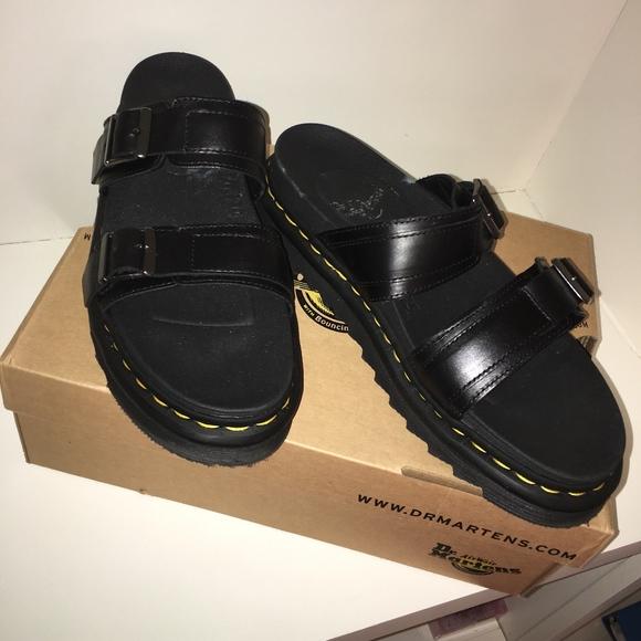 f7ee3bf4e Dr. Martens Shoes | Dr Martens Myles Brando Sandal | Poshmark